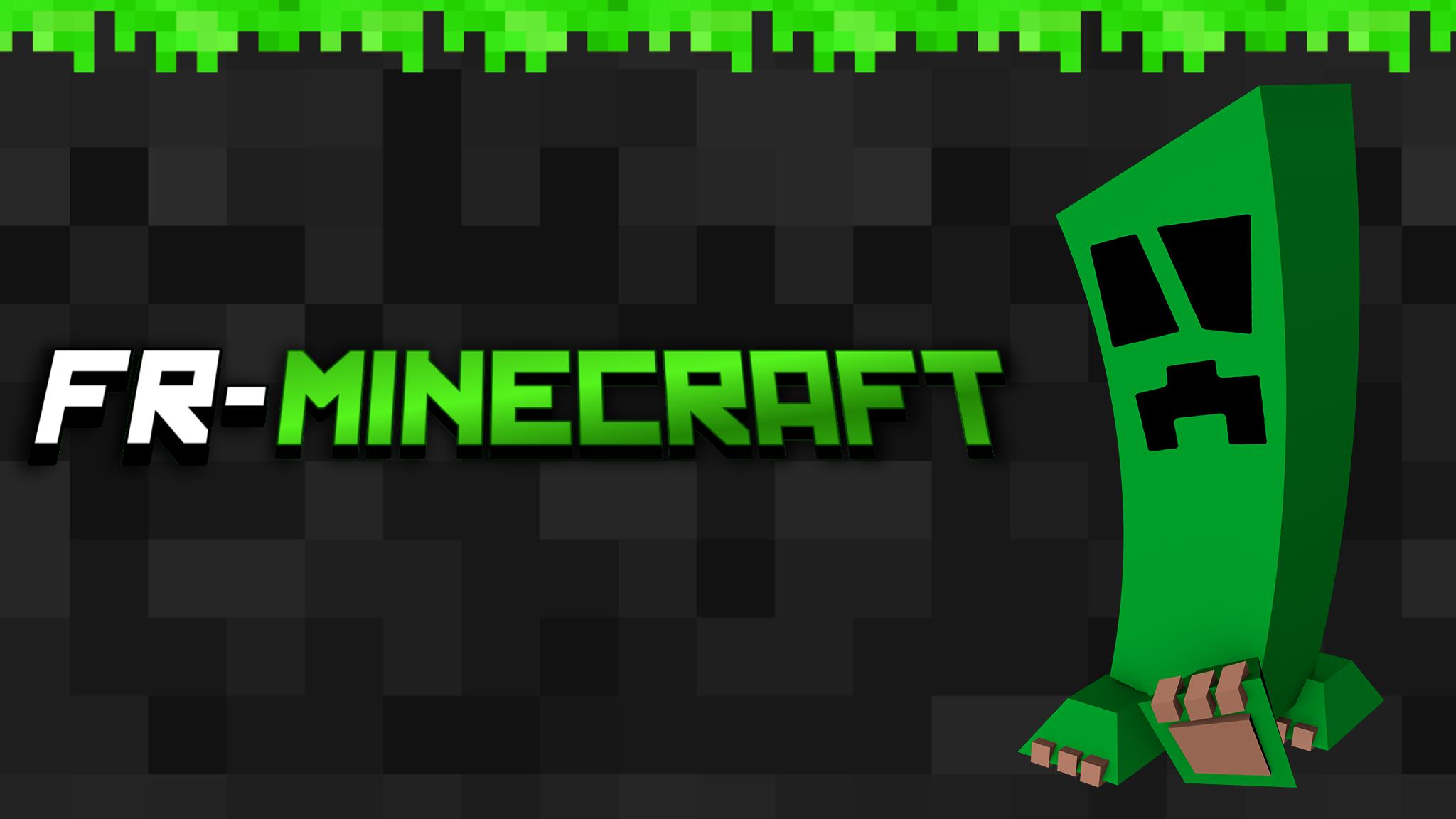 Minecraft Fonds Décrans