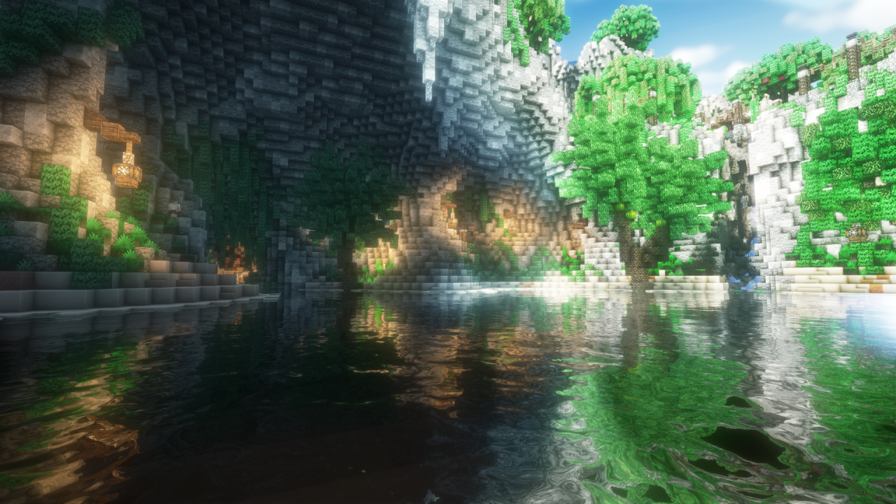 Fond Ecran Minecraft Hd